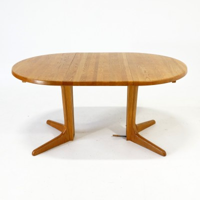 No. 177 dining table by Niels Kofoed for Koefoeds Hornslet