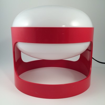 KD 27 desk lamp from the sixties by Joe Colombo for Kartell
