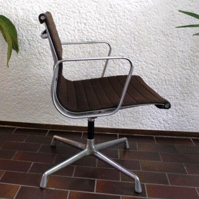 EA 108 Dinner Chair by Charles and Ray Eames for Herman Miller