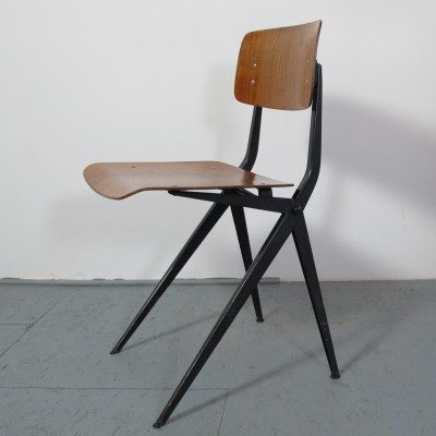 10 x Marko Holland dinner chair, 1960s