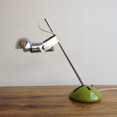 T395 desk lamp by Luci, 1970s