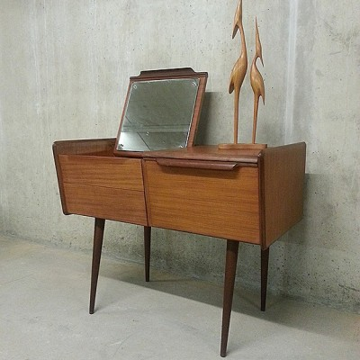 Vintage Dressing Table, 1950s