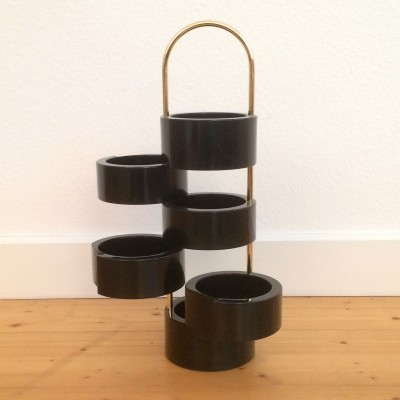 Small storage from the sixties by unknown designer for MB Italy