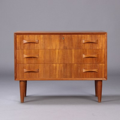 Chest of drawers by J. Clausen for Clausen & Søn, 1950s