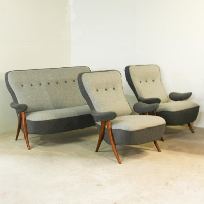 Seating Group by Theo Ruth for Artifort