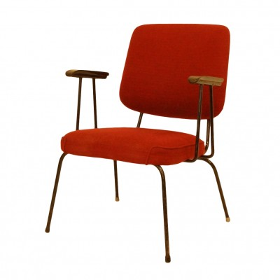 Lounge chair by W. Gispen for Riemersma, 1960s