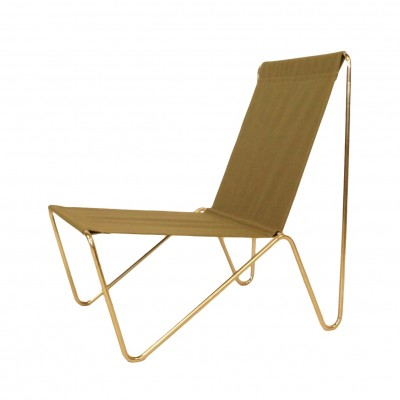 Bachelor Lounge Chair by Verner Panton for Fritz Hansen
