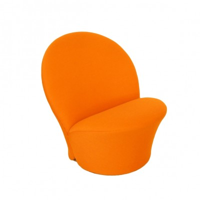 F572 lounge chair by Pierre Paulin for Artifort, 1960s