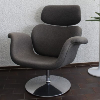 Tulip F 545 Lounge Chair by Pierre Paulin for Artifort