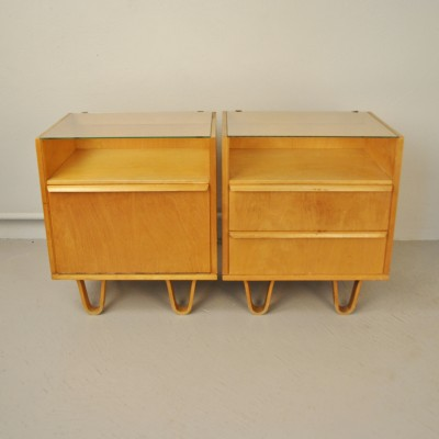 NB-01 and NB-02 Cabinet by Cees Braakman for Pastoe