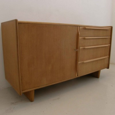 Oak series sideboard from the fifties by Cees Braakman for Pastoe