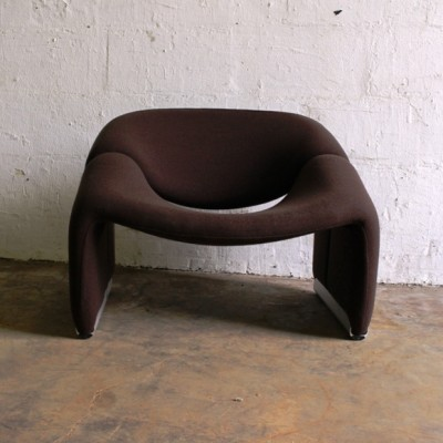 Groovy Lounge Chair by Pierre Paulin for Artifort