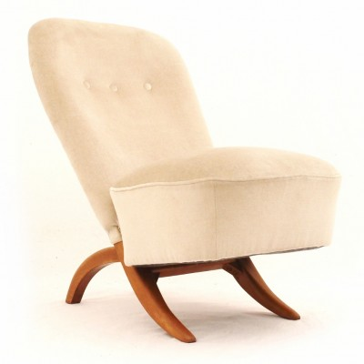 Congo Lounge Chair by Theo Ruth for Artifort