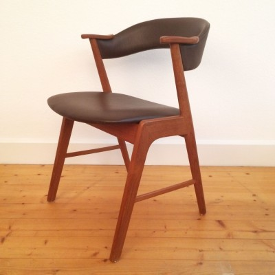 Compass dinner chair from the sixties by Kai Kristiansen for KS Mobelfabrik
