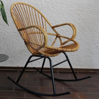 Rocking Chair by Unknown Designer for Rohé Noordwolde