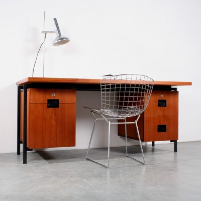 Japanese series Writing Desk by Cees Braakman for Pastoe