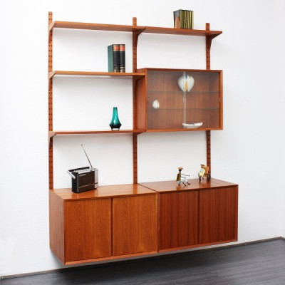 Wall Unit by Poul Cadovius for Cado