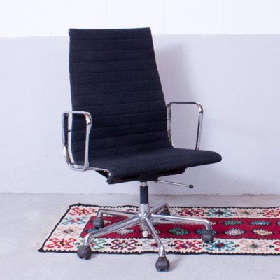 EA 119 Office Chair by Charles and Ray Eames for Vitra