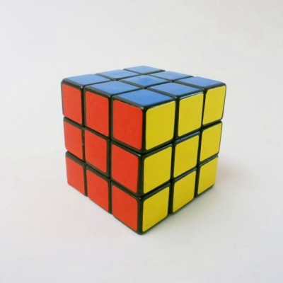 Rubiks Cube by Erno Rubik for Ideal Toyz, 1970s