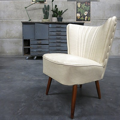 Cocktail Lounge Chair by Unknown Designer for Artifort