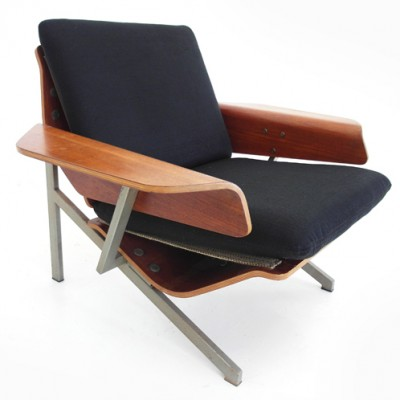 FM50 Lounge Chair by Cornelis Zitman for Pastoe