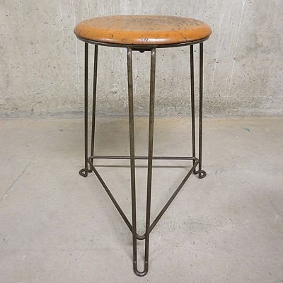 Stool from the fifties by Jan van der Togt for Tomado Holland