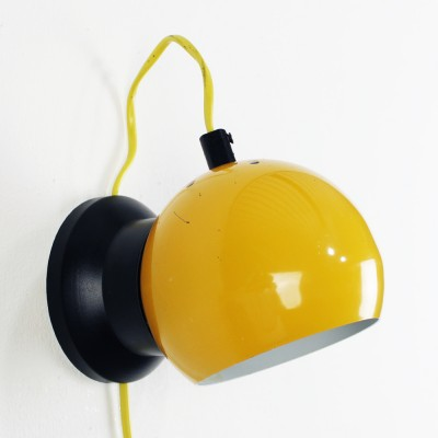 Magnet Wall Lamp by Unknown Designer for Horn Lighting