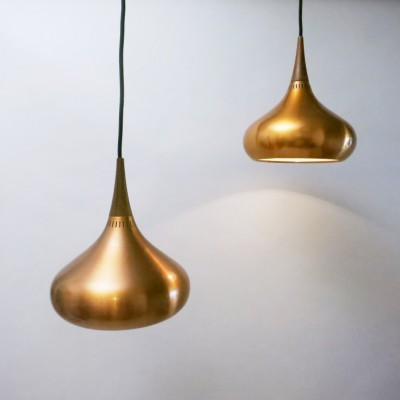 Orient Minor Hanging Lamp by Jo Hammerborg for Fog and Mørup
