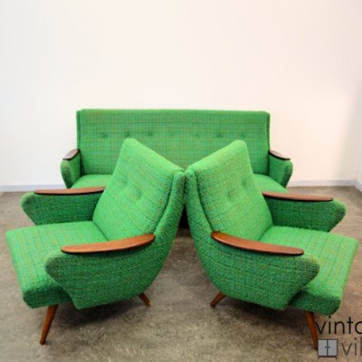 Seating Group by Unknown Designer for Unknown Manufacturer