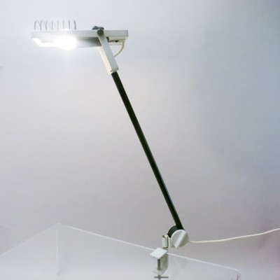 Sintesi aMorsetto desk lamp by Ernesto Gismondi for Artemide, 1970s