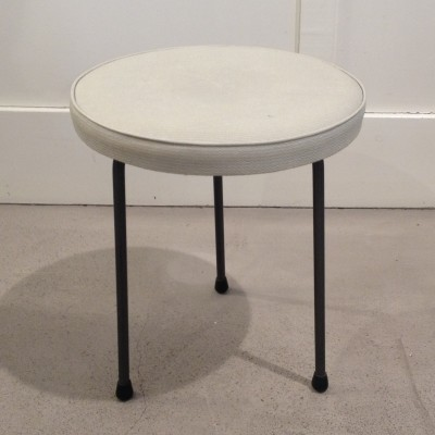 Stool from the fifties by Rudolf Wolf for Elsrijk