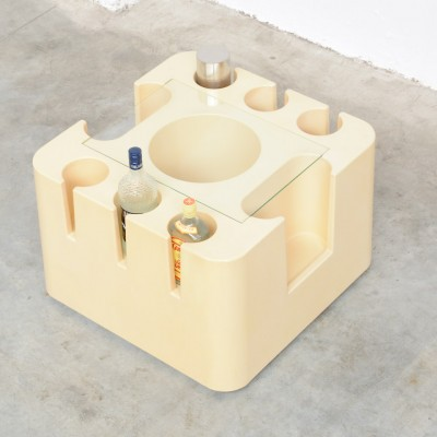 Bacco Side Table by Sergio Mazza for Artemide