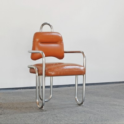 Lounge chair by Kwok Hoi Chan for Steiner, 1960s