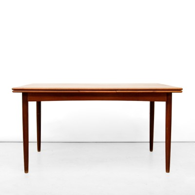 N & R Møbler dining table, 1950s
