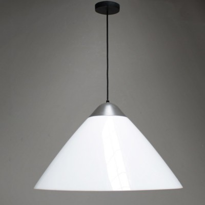 Large Opala Pendant by Hans J. Wegner for Louis Poulsen