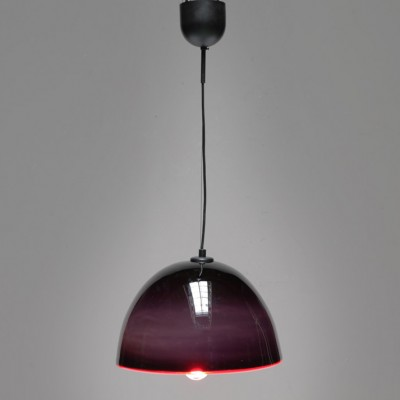 Neverrino hanging lamp by Luciano Vistosi for Vistosi, 1960s