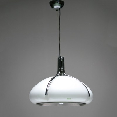 Quadrifoglio hanging lamp from the seventies by Gae Aulenti for Guzzini