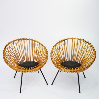 Lounge Chair by Dirk van Sliedregt for Rohé Noordwolde