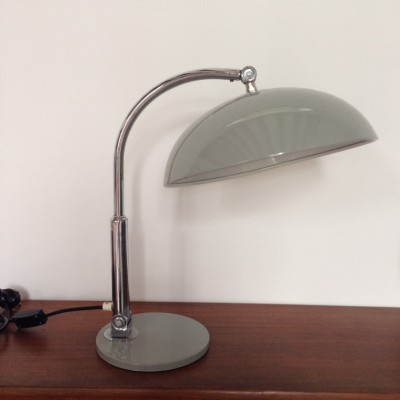 144 Desk Lamp by H. Busquet for Hala Zeist