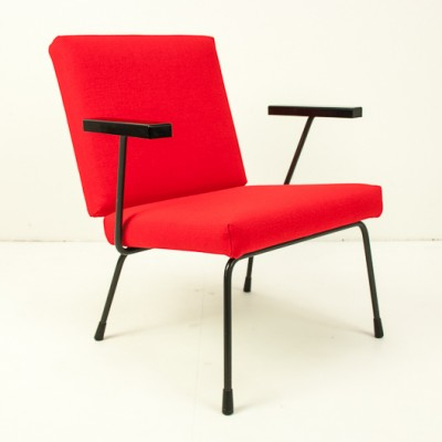 415/1401 Lounge Chair by Wim Rietveld for Gispen