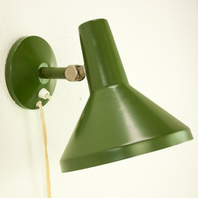 Wall Lamp by H. Busquet for Hala Zeist