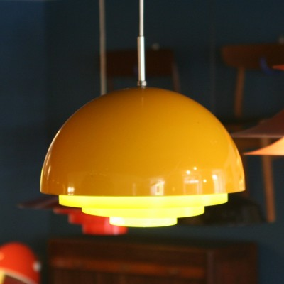 Milieu Colour Midi Hanging Lamp by Jo Hammerborg for Fog and Mørup