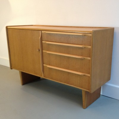 Oak serie Sideboard by Cees Braakman for Pastoe