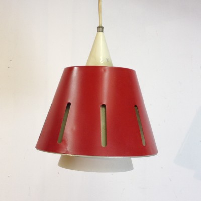 Zonneserie Hanging Lamp by H. Busquet for Hala Zeist