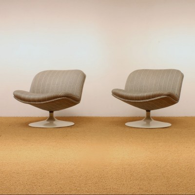 504 Lounge Chair by Geoffrey Harcourt for Artifort
