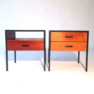 Nightstand Cabinet by Cees Braakman for Pastoe