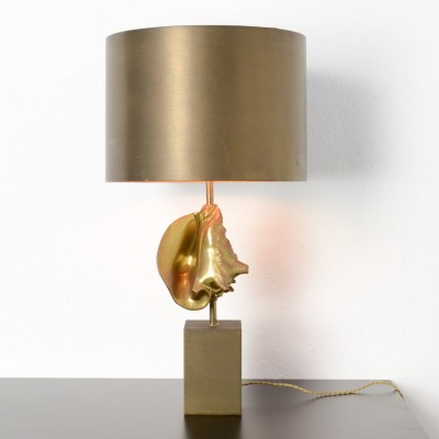 Aperix desk lamp from the seventies by Jean Charles for Maison Charles
