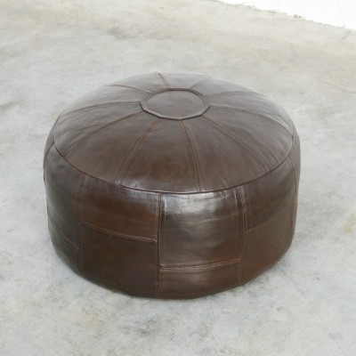 Ottoman stool from the sixties by unknown designer for unknown producer