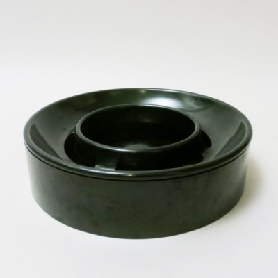 Lotus Ashtray by Enzo Mari for Danese, 1970s