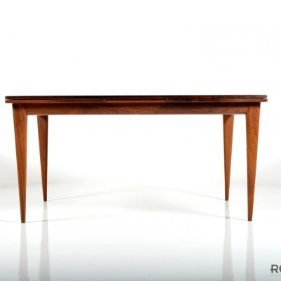 Model 12 dining table from the sixties by Niels Otto Møller for JL Møller Møbelfabrik